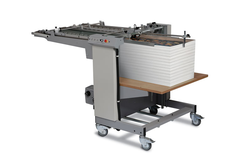 "Ledco 30"" Automatic Sheet Feeder"