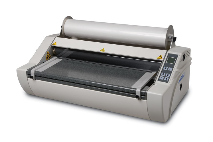 "Ledco Compass Dual Hot Roll Laminator 27"" $2,799.00 - Free Shipping!"