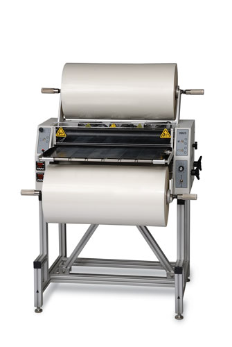 "Ledco 25"" HD Industrial Laminator 'Workhorse' $9,617.00"