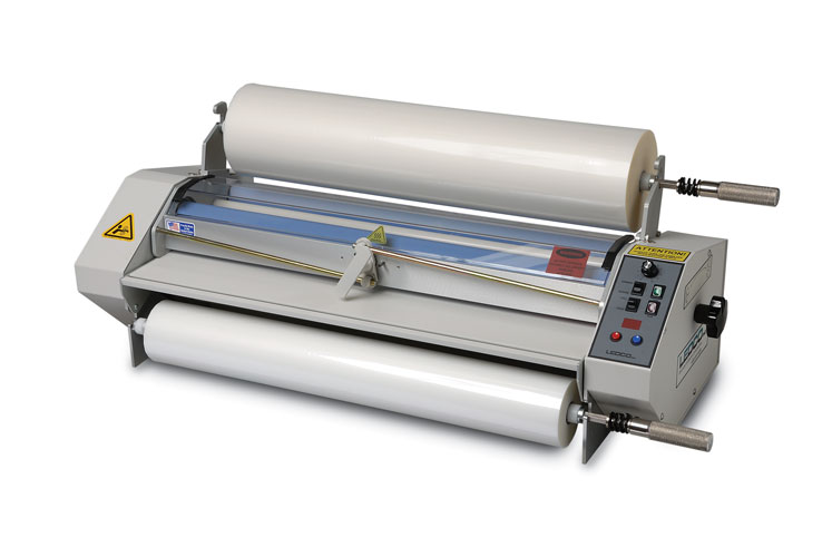 "Ledco 27"" Hot Roll Laminator/Mounter - Professor $4,480.00"