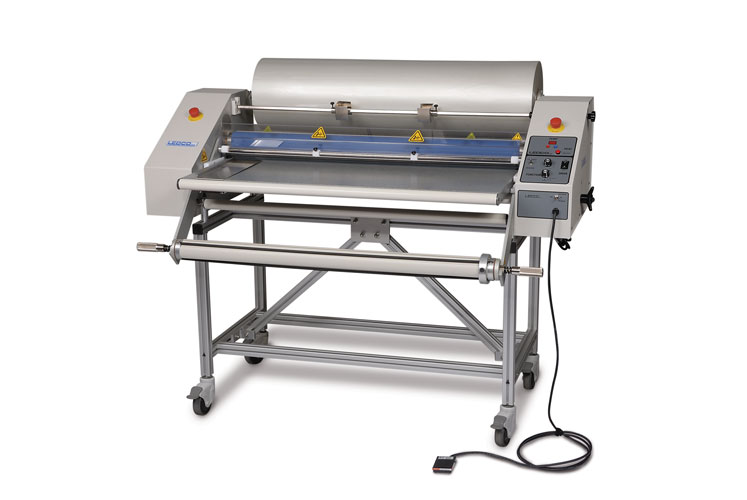 "Ledco 44"" (EHR) Hot Roll Laminator/Mounter - Signmaster $9,136.36"